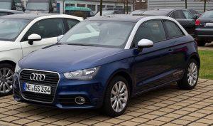 Autopotahy Audi A1