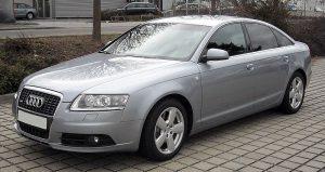 Zadní světlo Audi A6