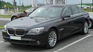 Zadní světlo BMW 7