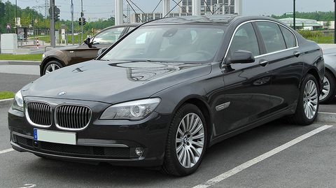 Autokoberce BMW 7