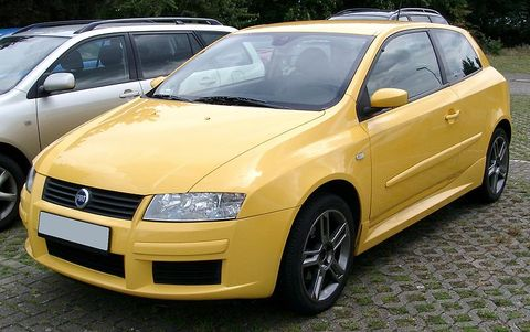 Autokoberce Fiat Stilo