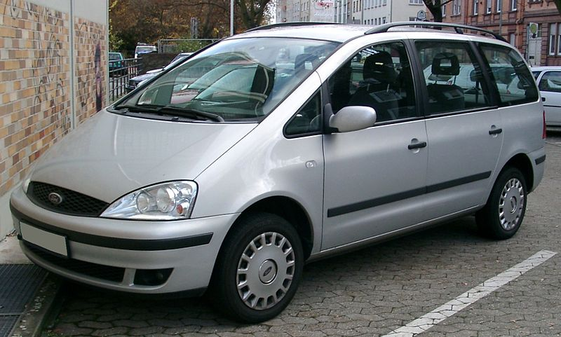 Tlumiče Ford Galaxy
