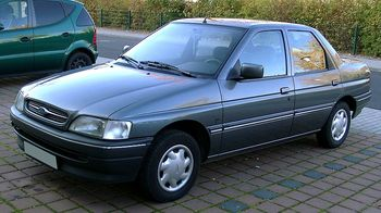 Tlumiče Ford Orion