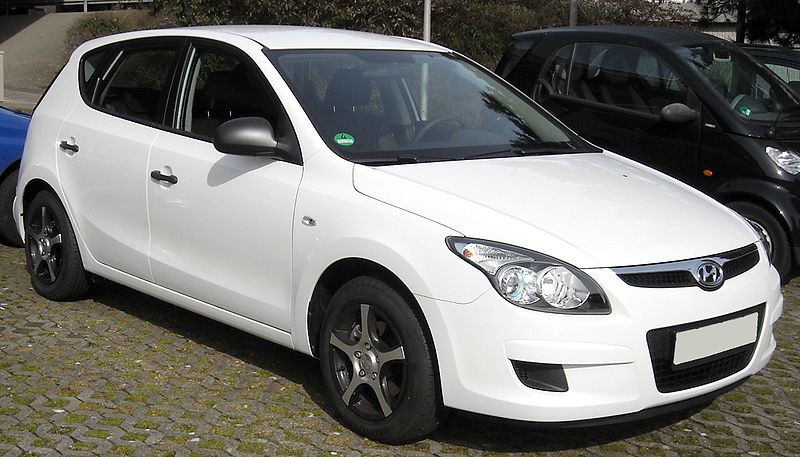 Autopotahy Hyundai i30