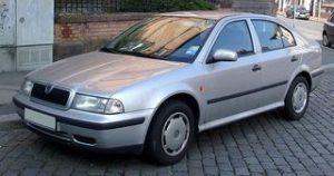 Střešní nosič Škoda Octavia I