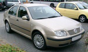 Střešní nosič Volkswagen Bora