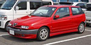 Autopotahy Alfa Romeo 145