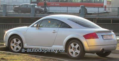 Stěrače Audi TT