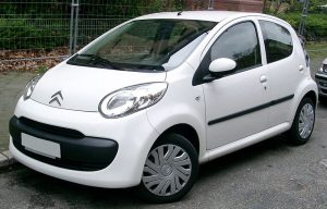 Autokoberce Citroen C1