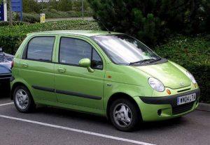 Autopotahy Daewoo Matiz