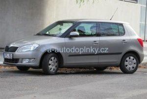 Střešní nosič Škoda Fabia
