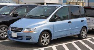 Autopotahy Fiat Multipla