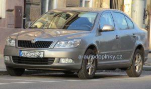 Střešní nosič Škoda Octavia II