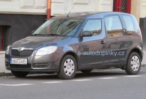 Autopotahy Škoda Roomster