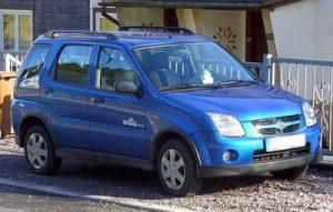 Střešní nosič Suzuki Ignis