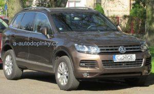 Střešní nosič Volkswagen Toureg