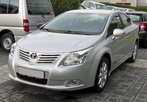 Autopotahy Toyota Avensis