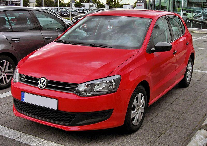Pneumatiky Volkswagen Polo