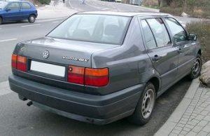 Střešní nosič Volkswagen Vento