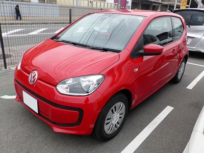 Autokoberce Volkswagen up!