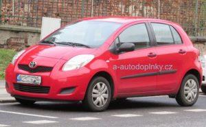 Autopotahy Toyota Yaris