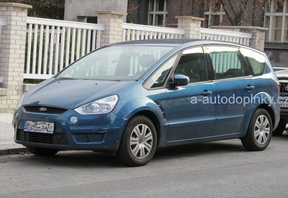 Autokoberce Ford S-Max