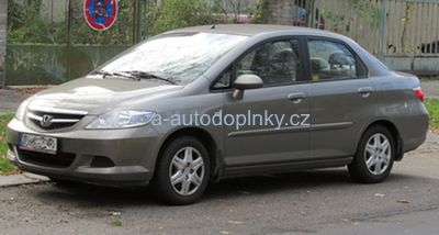 Autokoberce Honda City