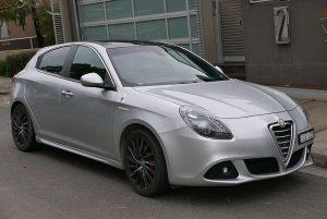 Stěrače Alfa Giulietta
