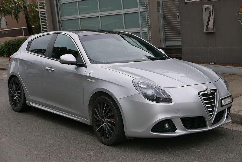 Autokoberce Alfa Giulietta