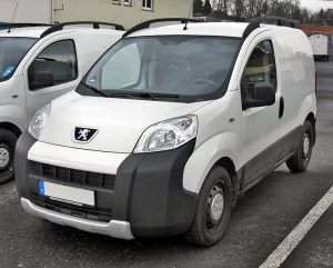 Autopotahy Peugeot Bipper