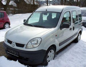 Tlumiče Renault Kangoo