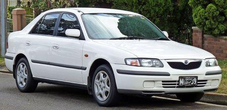 Tlumiče Mazda 626
