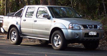 Zadní světlo Nissan Navara