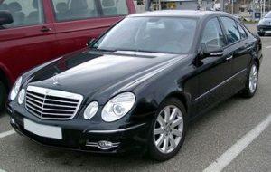 Zadní světlo Mercedes E