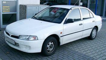 Stěrače Mitsubishi Lancer