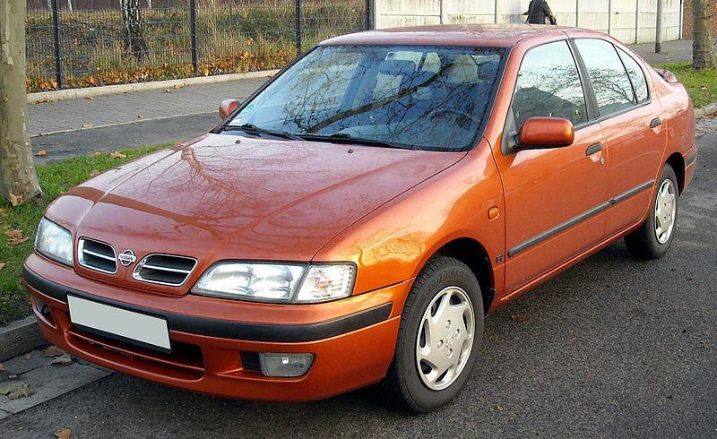 Střešní nosič Nissan Primera