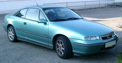 Zadní světlo Opel Calibra