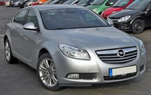 Autopotahy Opel Insignia