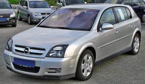 Zadní světlo Opel Signum