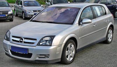 Autokoberce Opel Signum
