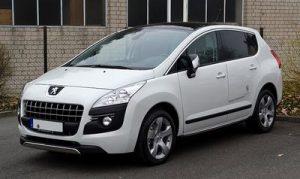 Autobaterie Peugeot 3008