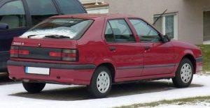 Autobaterie Renault 19