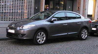 Autobaterie Renault Fluence