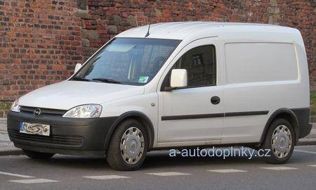 zadní světlo Opel Combo