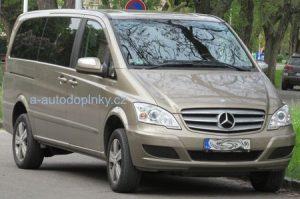 Zadní světlo Mercedes-Benz Vito
