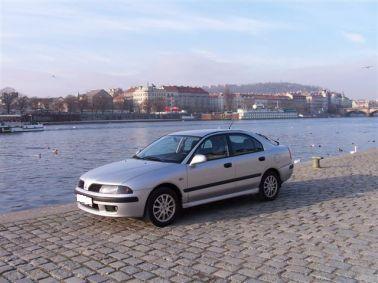 Pneumatiky Mitsubishi Carisma