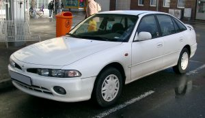Autopotahy Mitsubishi Galant