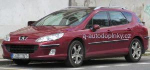 Autopotahy Peugeot 407