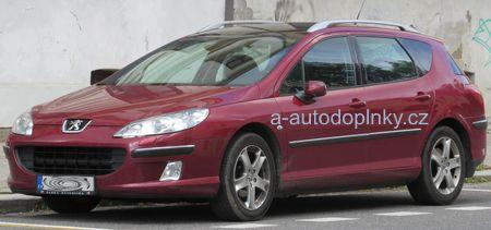 Zadní světlo Peugeot 407