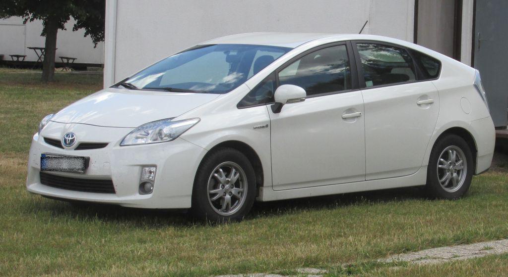 Zadní světlo Toyota Prius